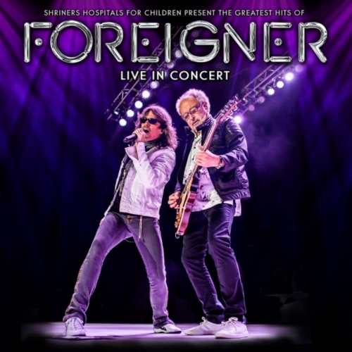 Foreigner - Live in Concert (2019)